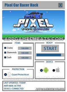 money hack pixel car racer ios