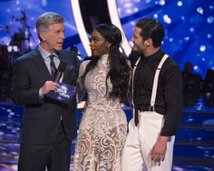 DANCING WITH THE STARS - 'Episode 2401' - 'Dancing with the Stars' is back with a new, dynamic cast of celebrities who are ready to hit the ballroom floor. The competition begins with the two-hour season premiere, live, MONDAY, MARCH 20 (8:00-10:01 p.m. EDT), on The ABC Television Network. (ABC/Eric McCandless)TOM BERGERON, NORMANI KORDEI, VALENTIN CHMERKOVSKIY via @AOL_Lifestyle Read more…