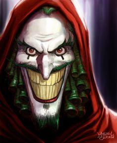 Joker illustration Artworks
