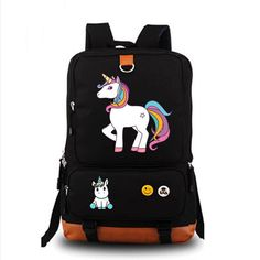 Desk Accessories & Organizer Office & School Supplies Selfless Rainbow Lovely Ins Pencil Case Plush Unicorn Style Harajuku Cosmetic Bag