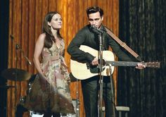 Walk the Line, 2005:     Reese Witherspoon, Joaquin Phoenix