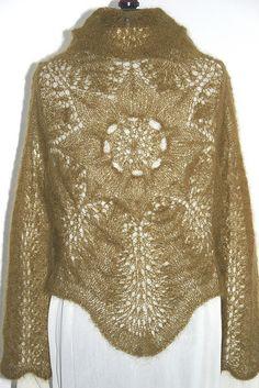 Ravelry: Cirkeltrøje / Lace Circle Sweater pattern by Lene Holme Samsøe