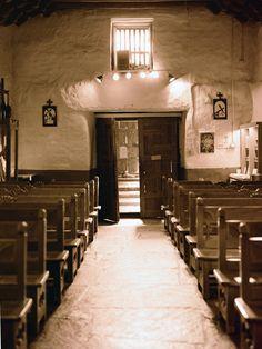 El Santaurio de Chimayo, New Mexico Pray in the chapel again