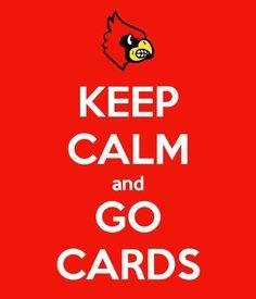 KEEP CALM and GO CARDS!!!!!!!!