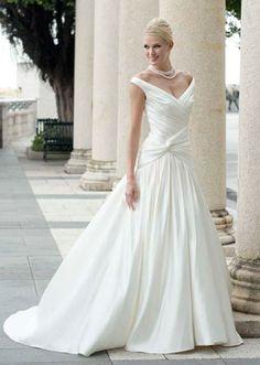 wedding dresses for older brides | Bridal Dresses For The Older Bride | My Chic Bride Dress