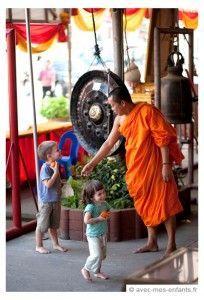 Avec Mes Enfants » … en Thaïlande!