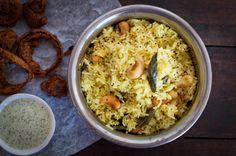 GourmetGirlfriend: How to make Lemon Pilau Rice