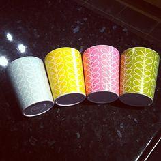 Pastel Colour Tumblers @yoyingers (YoYingers) | Orla Kiely