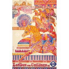 Children's London - Carol Barker (1973)
