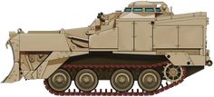 Armored Combat Earthmover M9 (ACE) - Tanks Encyclopedia Military Engineering, Hydraulic Ram, Engineering Companies, Chain Of Command, Iraq War, Car Engine, Armored Vehicles, Us Army, Troops