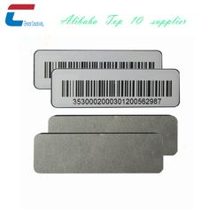 ISO 18000-6C anti-metal passive UHF RFID tag for high temperature