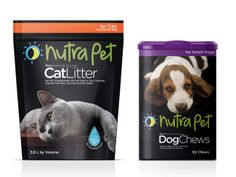 Nutra Pet - Dany Campo - Nutra Pet Packaging of the World: Creative Package Design Archive and Gallery: Nutra Pet - Pet Branding, Cool Packaging, Pet Fashion, Creativity And Innovation, Dog Chews, Creating A Brand, Packaging Design Inspiration, Tropical Fish, Double Exposure