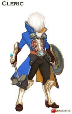 Class - Cleric - Dragon Nest - Feature, News, Articles, Comments, Downloads, Videos, Gallery - MMOsite