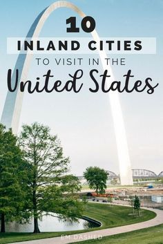 Inland USA only has to be flyover country if you treat it that way. Here are 10 American cities worth traveling inland for -- whether you're visiting from abroad or planning a summer road trip down route 66. Pittsburgh to Chattanooga, Midwest to Southwest, there's almost guaranteed to be a city here you haven't seen yet.   #USA #Vacation #UnitedStates   Photo by Joshua Ness