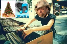 A Crate-Digger's Christmas Playlist by Paul Cebar
