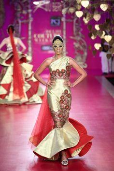 PCJ Delhi Couture Week 2013   Ritu Beri