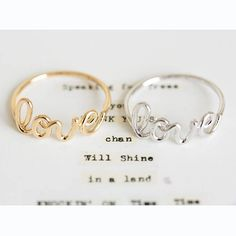 Love Ring from notonthehighstreet.com