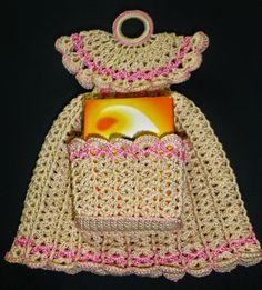 cocina crochet | Minerva Ganchillo