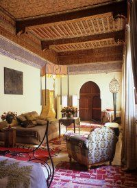 Lezard Suite, Riad Enija, Marrakech