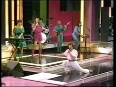 Bill van Dijk sang the worst ever entry for the Netherlands in 1982, and his outfit matched the drivel that he sang.