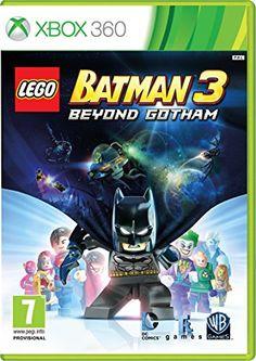 LEGO Batman 3: Beyond Gotham (Xbox 360): Amazon.co.uk: PC & Video Games
