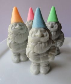 Garden Gnome Soap  BLUE Hat  Scented with Jack by KcSoapsNmore, $6.50
