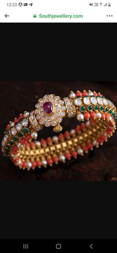 Gold Jewellery, Pearl Jewelry, Beaded Jewelry, Set Design, Design Ideas, Plain Gold Bangles, Face Exercises, Bridal Bangles, Gold Designs