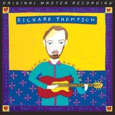 Richard+Thompson+Rumor+and+Sigh+2LP+180g+Vinyl+Mobile+Fidelity+Limited+Edition+MFSL+MoFi+2017+USA+-+Vinyl+Gourmet