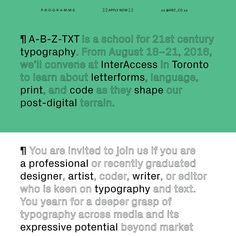 Fonts Used: Px Grotesk · Typewolf Typography Inspiration