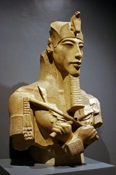 Akenaten - I love the sculptures from this era of Egyptian history