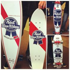 Pabst Blue Ribbon Board!
