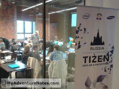Tizen мероприятия Я принимал участие в первом в России Tizen developer summit 10 июля и Tizen хакатоне в Москве 11-12 июля 2014. О платформе, о людях, о первом опыте посещения таких мероприятий.