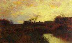 BBC - Your Paintings - Bruce Crane