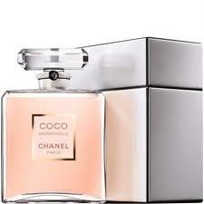 Coco Chanel Mademoiselle. This is one of the few things, Chanel, that I own. STL