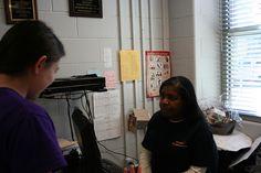 Esta imagen ilustra la expresión que Sra. Adams nos daría cuando preguntamos preguntas estupidas.