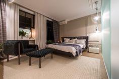 Apartment in Kiev bedroom