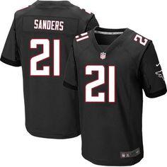 80f4833b3d401 Nike Atlanta Falcons Matt Ryan Black C Patch Elite Jersey