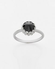 Created with meticulous care from the purest of metals and skilfully set with precious stones. Gems Jewelry, Jewelry Accessories, Meadowlark Jewellery, Traditional Engagement Rings, Ring Bracelet, Bracelets, Birthday Wishlist, Black Diamond, Diamond Engagement Rings