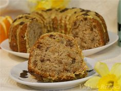 Banana Bread, Main Dishes, Sweets, Desserts, Recipes, Food, Main Course Dishes, Sweet Pastries, Tailgate Desserts