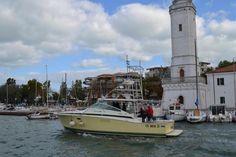 Bertram in Rimini, Italy  #sportfishing #yacht