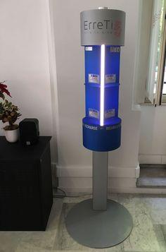 Charge Point Pila 2.03 | Presso Studio ErreTi5