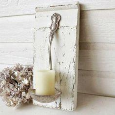 Porta-velas de pared original - Paperblog
