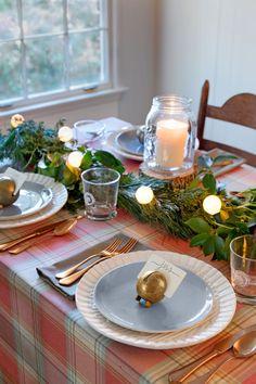 Set a Festive Table