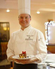 Alexander Sorokin - Renaissance St. Petersburg Baltic excecutive chef