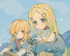 The Legend Of Zelda, Legend Of Zelda Breath, Ben Drowned, Anime Couples Drawings, Couple Drawings, Manga Art, Anime Art, Zelda Drawing, Princesa Zelda