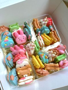 (7) Cute Kawaii Macarons Disney tsum tsum | ٩(-̮̮̃-̃)۶ Kawaii Food | Pinterest