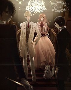"""Hakushaku To Yousei 