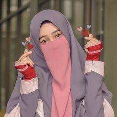 New Hijab, Muslim Hijab, Hijabi Girl, Girl Hijab, Muslim Girls Photos, Beautiful Hijab Girl, Hijab Collection, Niqab Fashion, Arab Girls Hijab