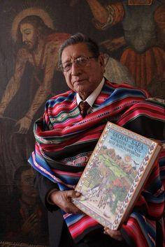 Professor de 91 anos traduz 'Dom Quixote' para o quíchua