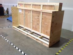 A-Frame Crate